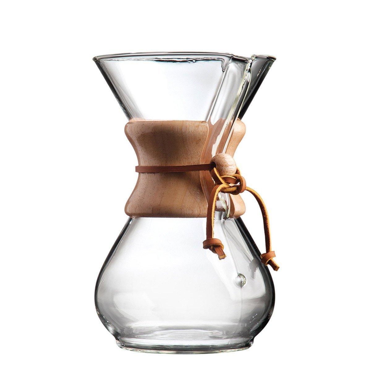 Chemex 6-8 Cup Demleme Ekipmanı