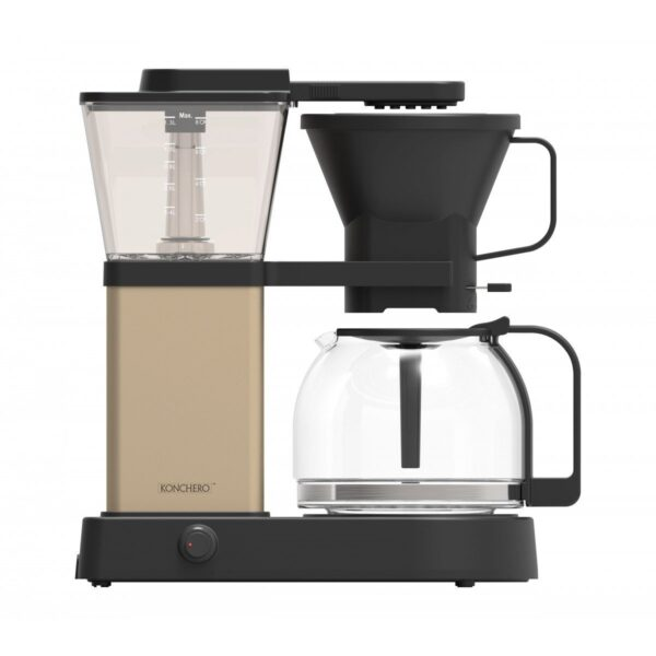 Konchero Aluminyum Filtre Kahve Makinası