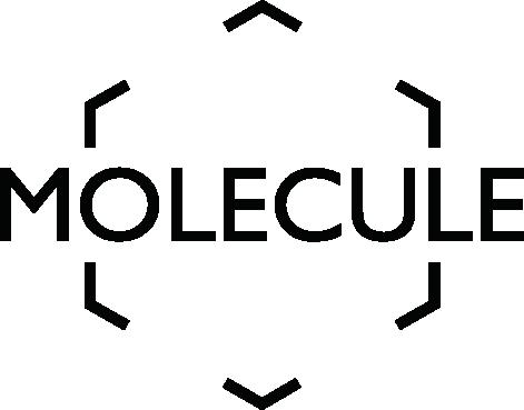 Molecule Coffee - logo type - black